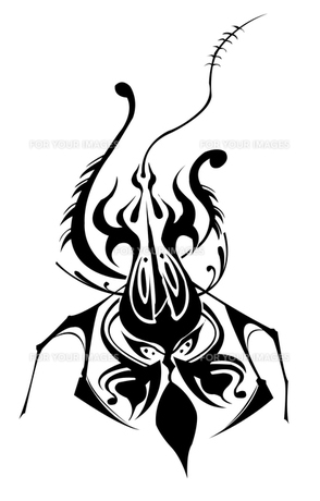 tattoの写真素材 [FYI00169860]