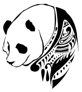 パンダの写真素材 [FYI00169873]
