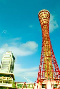 神戸の象徴の写真素材 [FYI00170747]
