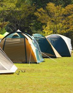 キャンプの写真素材 [FYI00171361]