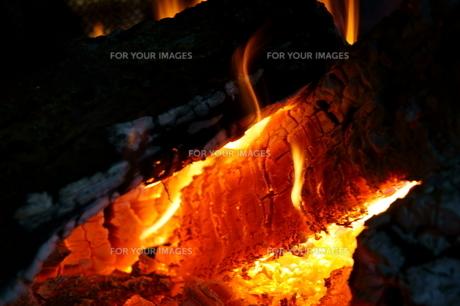 炎の写真素材 [FYI00171554]