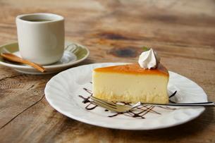 チーズケーキの写真素材 [FYI00171565]