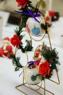 クリスマスツリーの写真素材 [FYI00171659]