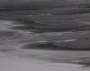 真冬の造形の写真素材 [FYI00171874]