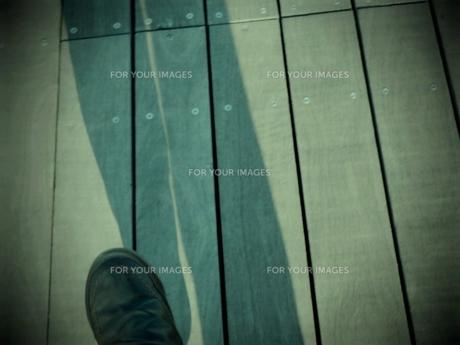 靴と影の素材 [FYI00172033]
