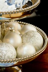 クリスマスの飾りの写真素材 [FYI00172228]