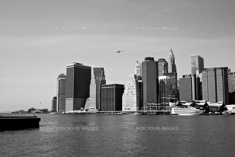 ブルックリンからの眺めの写真素材 [FYI00172384]