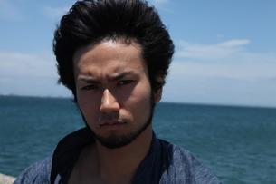 海男の写真素材 [FYI00172426]