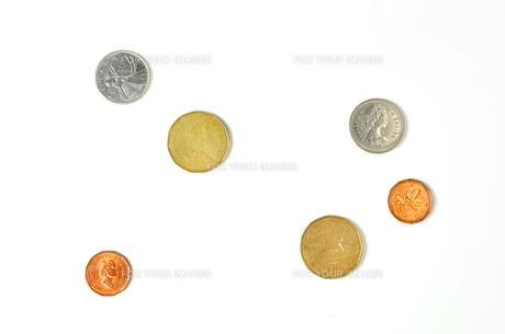 カナダドルの写真素材 [FYI00172897]