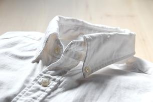 白いシャツの写真素材 [FYI00173290]