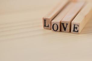 LOVEの写真素材 [FYI00173316]