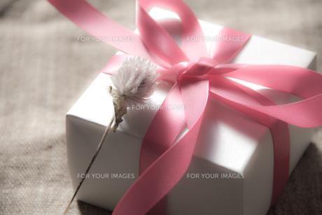 プレゼントの写真素材 [FYI00173328]