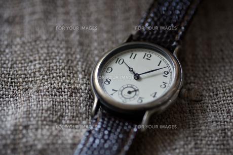 腕時計の写真素材 [FYI00173334]