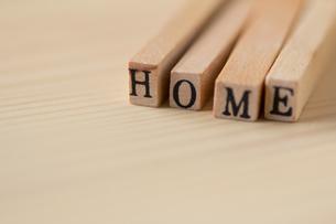 HOMEの素材 [FYI00173336]