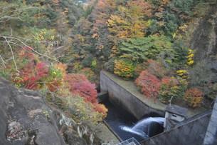 竜神ダムの写真素材 [FYI00173481]