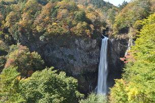 華厳の滝の写真素材 [FYI00173546]
