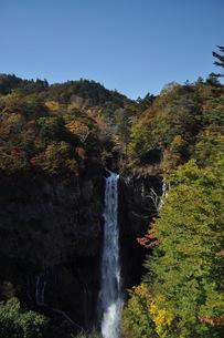 華厳の滝の写真素材 [FYI00173568]