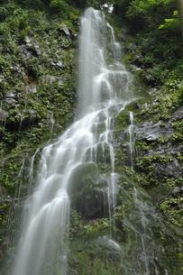 幕滝の写真素材 [FYI00173645]