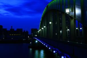 勝鬨橋の写真素材 [FYI00173712]