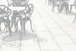 テーブルセットの写真素材 [FYI00173914]