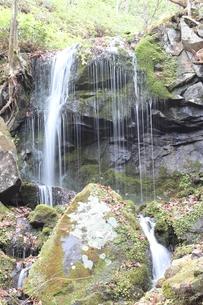 玉だれの滝の写真素材 [FYI00174000]