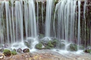 白糸の滝の写真素材 [FYI00174005]