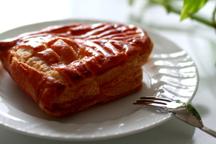 Apple pieの写真素材 [FYI00174130]