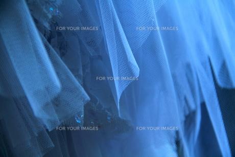 青の静寂の写真素材 [FYI00174157]