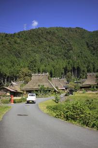京都 美山の里の写真素材 [FYI00174877]