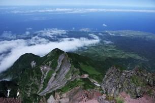 北海道 利尻山の写真素材 [FYI00174971]
