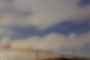 ぼやけた空の写真素材 [FYI00175136]