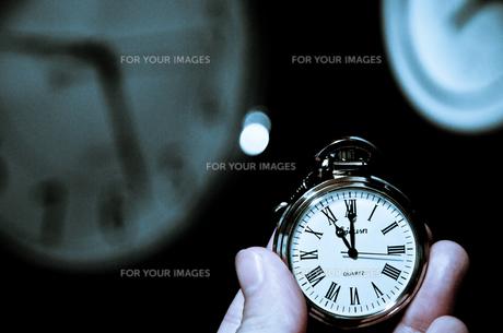 時計の写真素材 [FYI00175528]