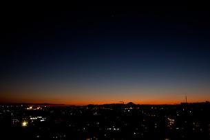 富士山の写真素材 [FYI00175553]