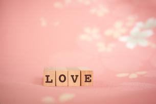 LOVEの写真素材 [FYI00175588]