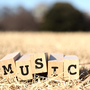 MUSICの写真素材 [FYI00175630]