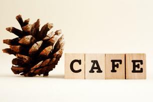 カフェの写真素材 [FYI00175676]
