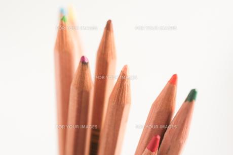 色鉛筆の写真素材 [FYI00175742]