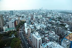 東京の町並みの写真素材 [FYI00175749]