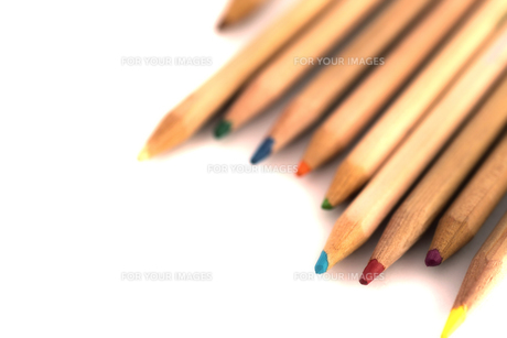 色鉛筆の写真素材 [FYI00175766]