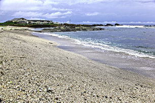 砂浜の写真素材 [FYI00175768]