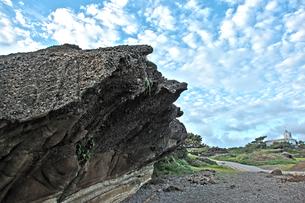 岩場の写真素材 [FYI00175787]
