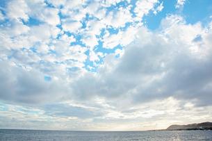 海と空の写真素材 [FYI00175794]