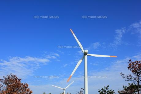 風車の素材 [FYI00176010]