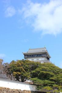 北九州市 小倉城の写真素材 [FYI00176054]