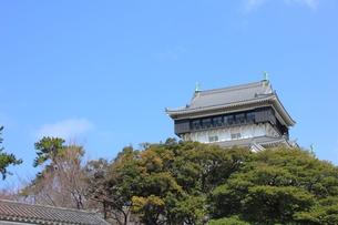 北九州市 小倉城の素材 [FYI00176057]
