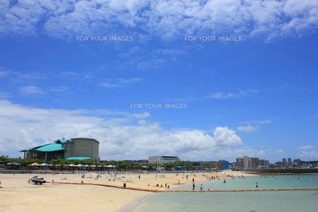沖縄 トロピカルビーチの素材 [FYI00176085]