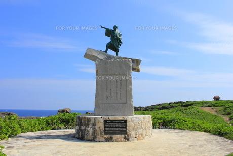 沖縄  泰期像の素材 [FYI00176088]