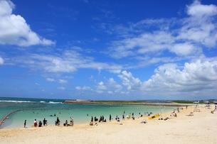 沖縄 トロピカルビーチの素材 [FYI00176103]