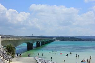 沖縄 古宇利大橋の素材 [FYI00176139]