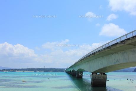 沖縄 古宇利大橋の素材 [FYI00176141]
